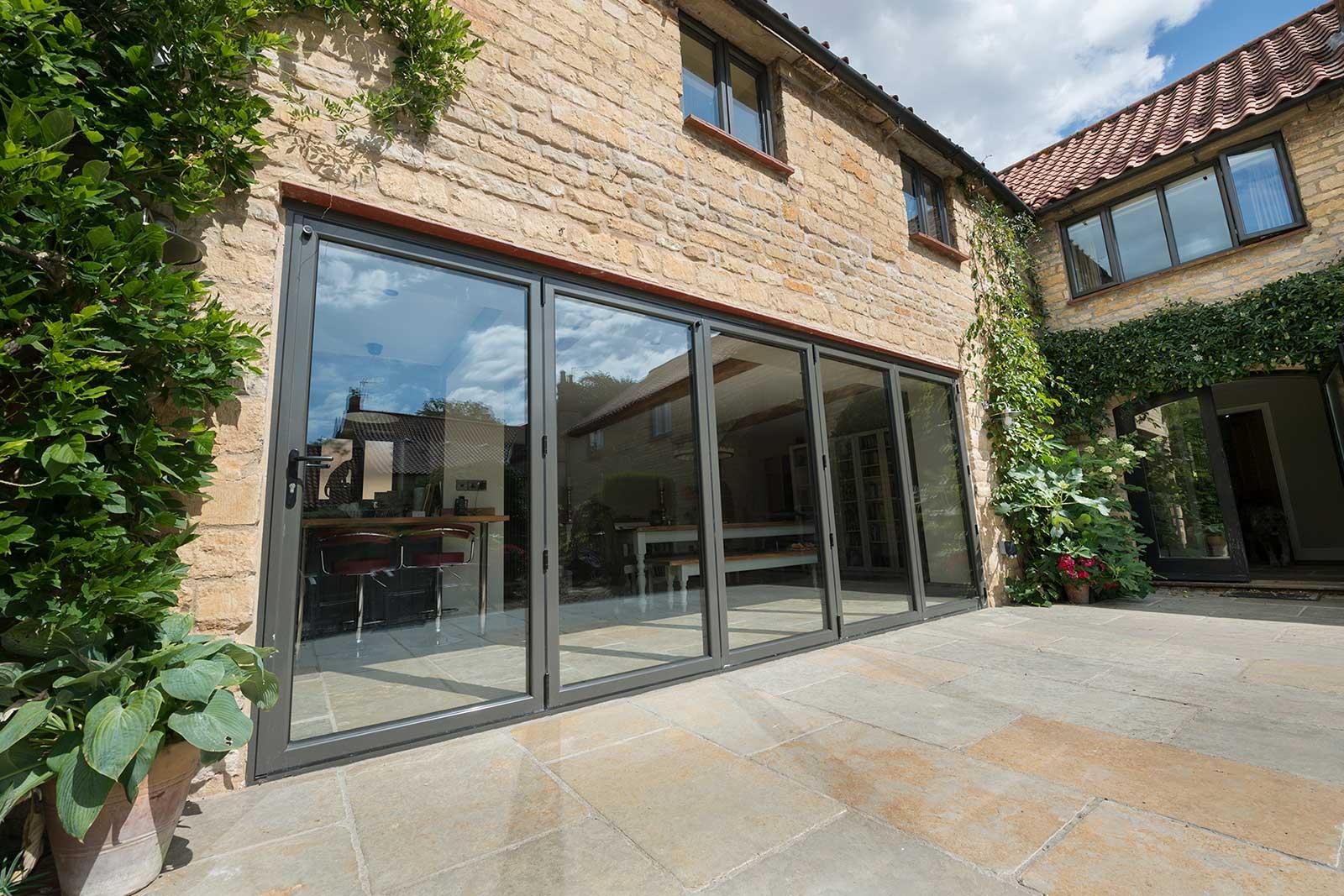 derbyshire aluminium doors