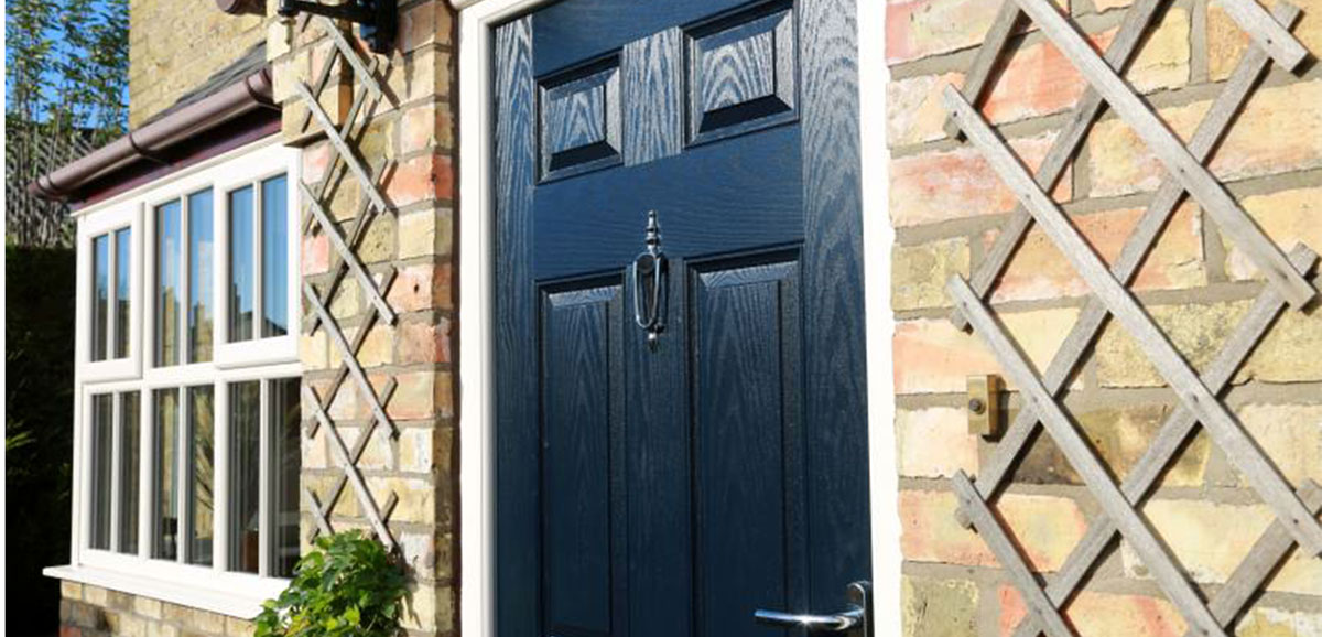 Composite front doors Derby