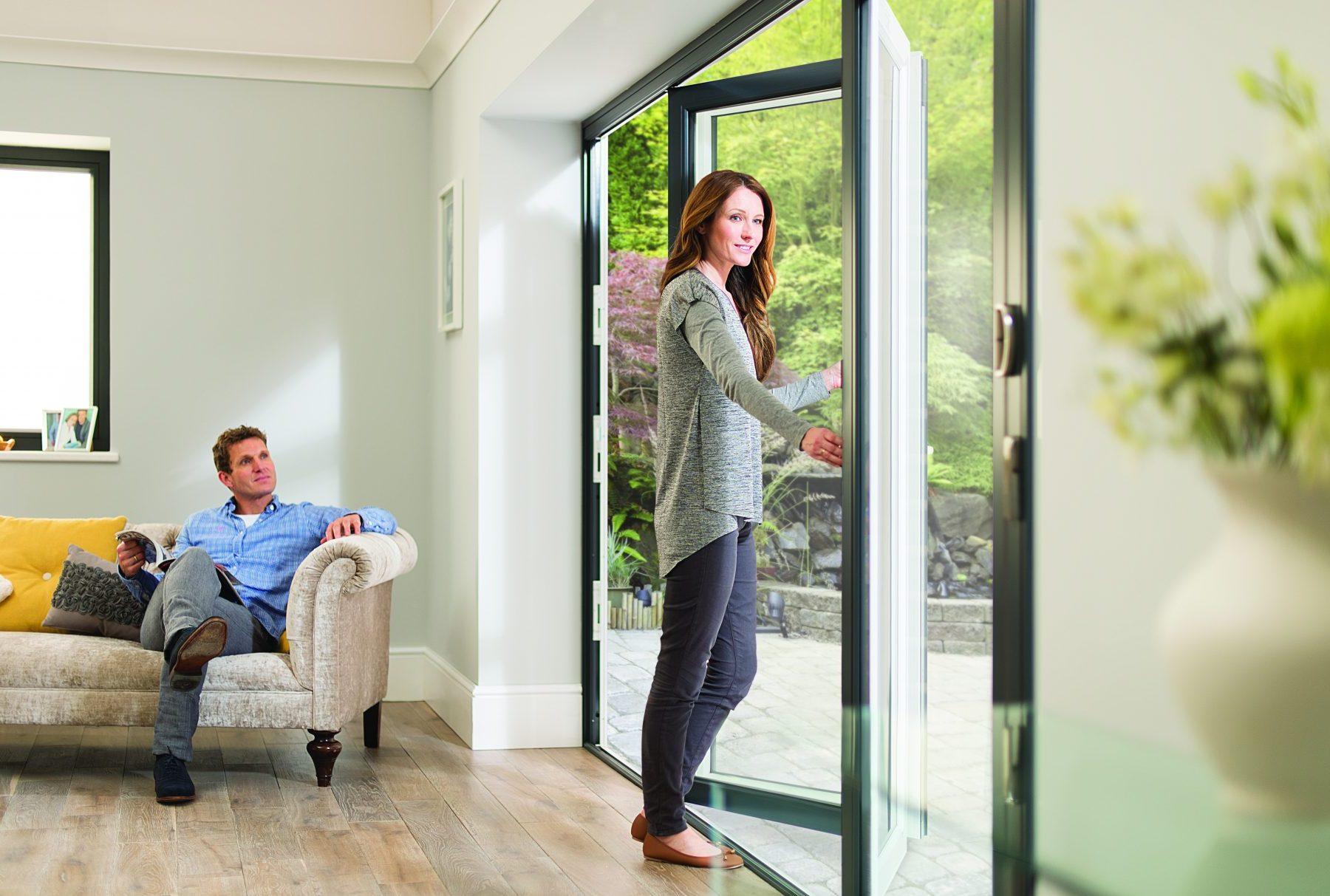 aluminium doors prices derbyshire