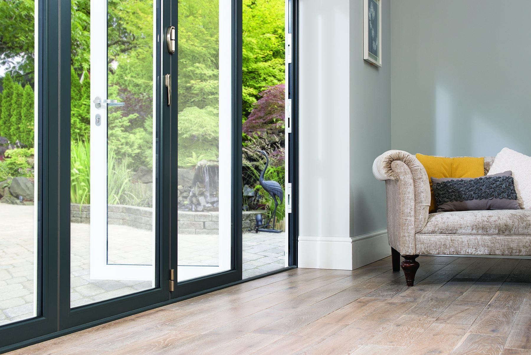 aluminium bi-fold door prices