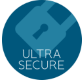 Ultra Secure Icon