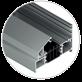 slim durable aluminium frames