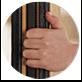 finger safe hinges